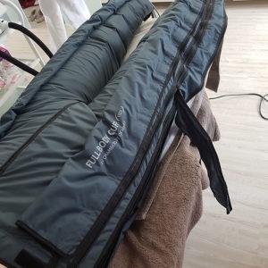 Dan 4 - Limfne hlače končno zapete brez razširitvenih vložkov